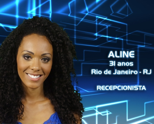 Certeza que ela roubou o lugar da Inês Brasil...